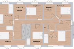 Bovenverdieping